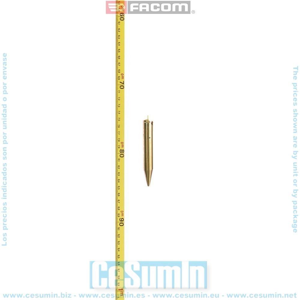 Cintas acero grabadas amarilla 30 mm - FACOM - Ref: 5116.30A