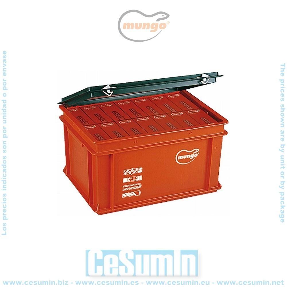 Maxi-box taco de nylon MUNGO MN 16 x 80 - DESA - Ref: - MUNGO - Ref: M1000161