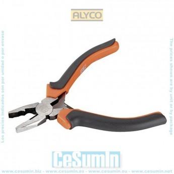 ALYCO 101267 Mini alicate multifuncion 110 mm abierto 72x35 mm cerrado