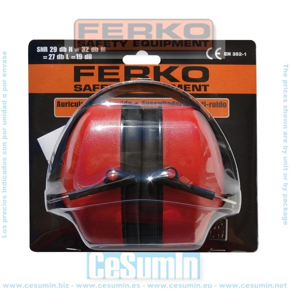 FERKO F-142/250 - Auricular anti-ruido profesional