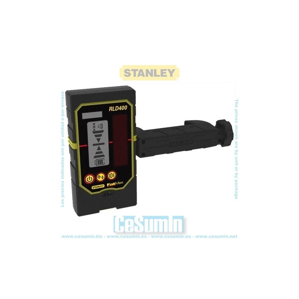 STANLEY 1-77-133 - Detector niveles laser rotativos RLD400