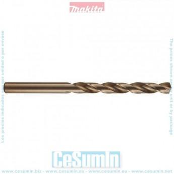 MAKITA D-17382 - Broca cilindrica para metal hss-co din 338 de 60 x 93 mm
