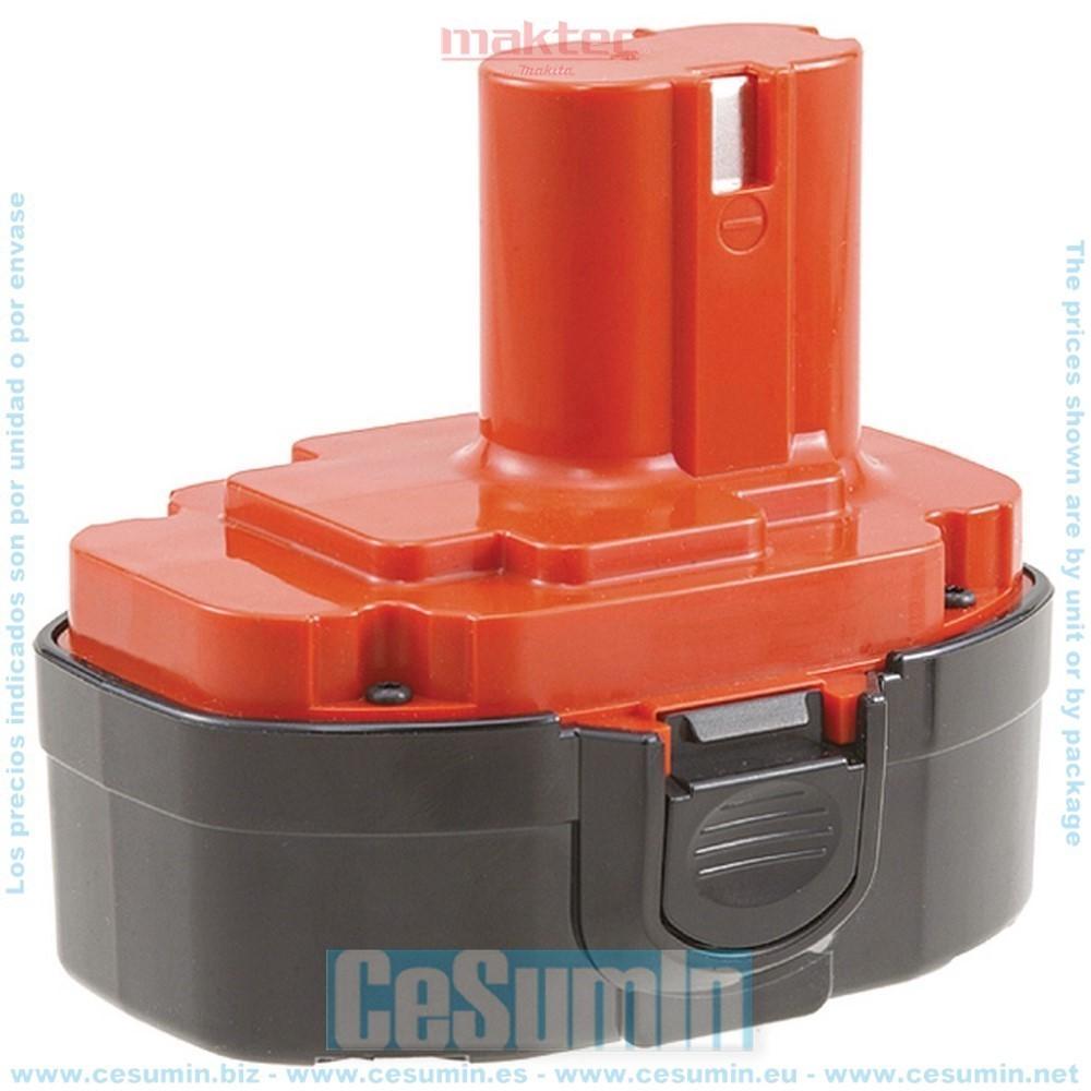 MAKTEC 193710-7 - Bateria 9050 9.6v ni-cd