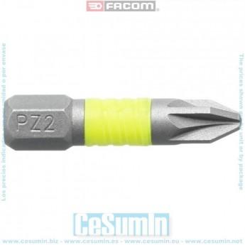 FACOM ED.102TF - Punta pz2 fluorescente