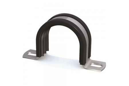 Plastiken P50 Balconera plato integrado+soporte Terracota 40x24x18 cm